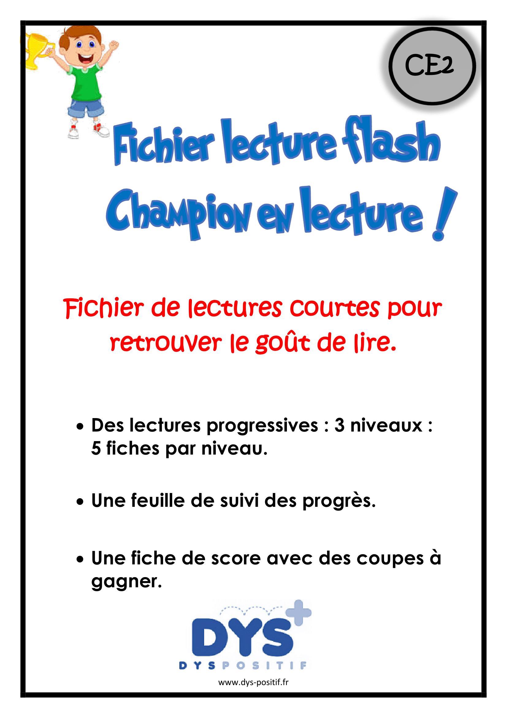 Lecture flash CE2