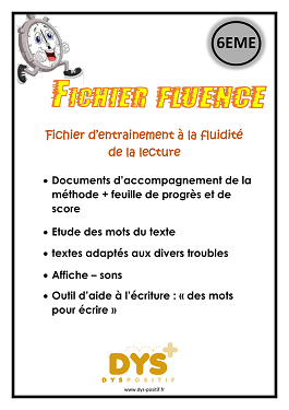 Lecture fluence 6EME