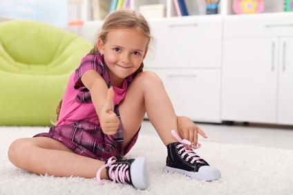dyspraxie chaussure