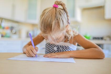 rééducation de l'écriture