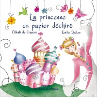 La princesse en papier déchiré – CP – Livre adapté DYS