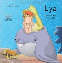 LYA – CP – Livre adapté DYS