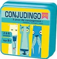 Apprendre la conjugaison en s'amusant – ConjuDingo – Dyslexie, Dysorthographie