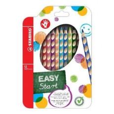 Crayons de couleurs ergonomiques – Dessin et coloriage facile – Dyspraxie