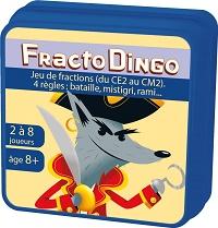 Apprendre les fractions en s'amusant – FractoDingo – Dyscalculie