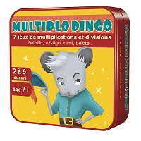 Progresser en calcul mental tout en s'amusant – MultiploDingo – Dyscalculie