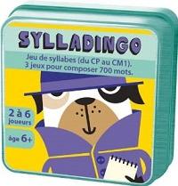 Apprendre les syllabes en s'amusant – SyllaDingo – Dyslexie, Dysorthographie
