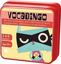 Apprendre du vocabulaire en s'amusant – VocaDingo – Dyslexie, Dysorthographie