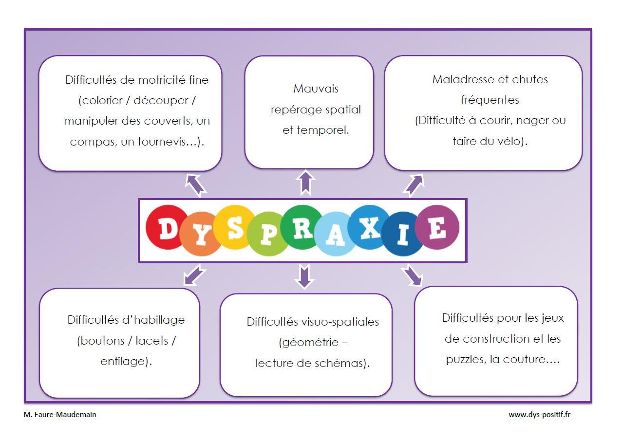 Dyspraxie Dys Positif